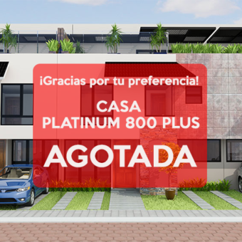 Platinum 800 Plus – Villas de Tonanitla
